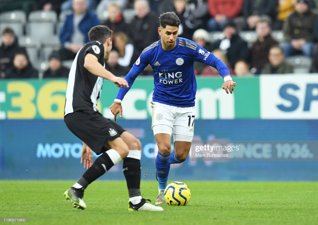 As it happened: Newcastle United 1-2 Leicester City: Foxes rise to third after another away victory