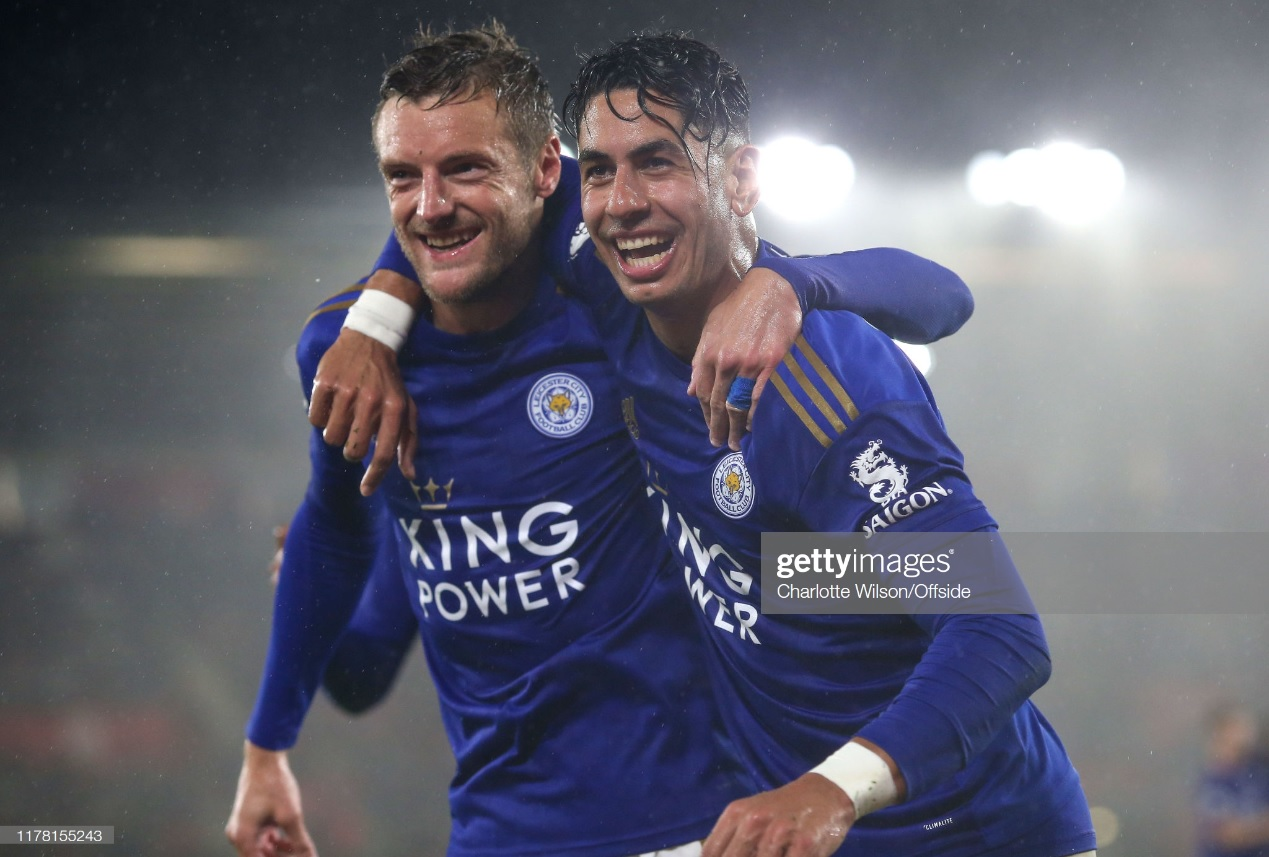 Ayoze Perez suggests Jamie Vardy is the 'best striker' he has ever played with