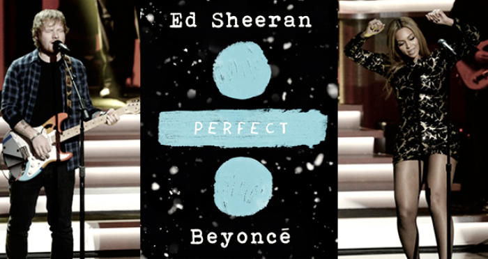 Ed Sheeran arrasa con su nueva versión de 'Perfect' junto a Beyonce