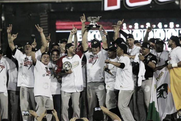 Pericos, nuevo monarca de la Liga Mexicana de Béisbol
