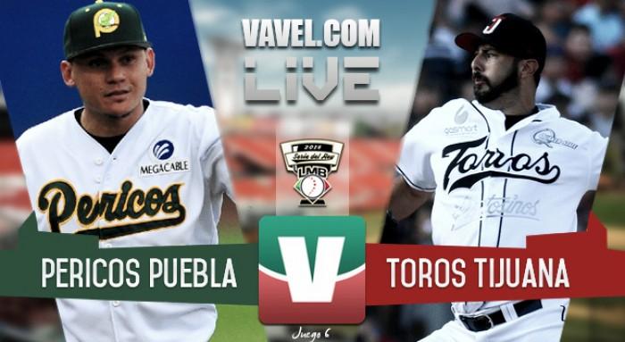 ¡Pericos de Puebla, campeón de la Liga Mexicana de Béisbol!