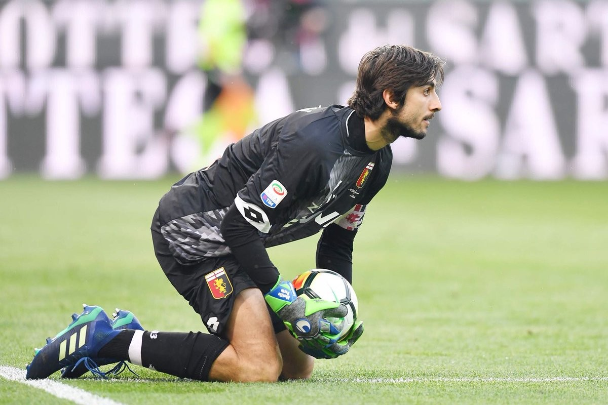 Juventus, su Perin c'è anche il Napoli