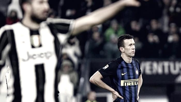 Serie A, Giudice Sportivo - Stangata per l'Inter: due giornate a Perisic ed Icardi. Una per Callejon