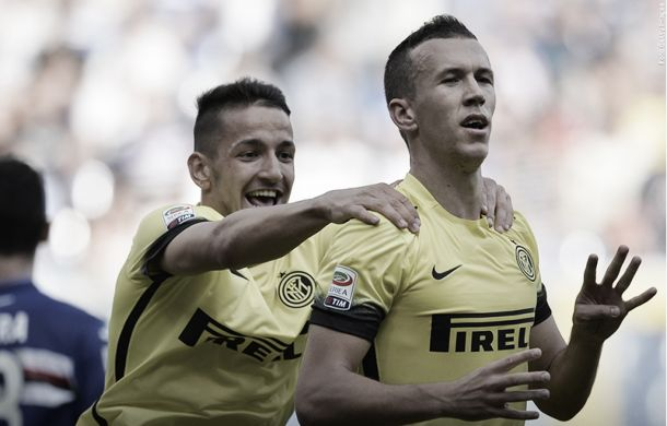 Sampdoria 1-1 Inter Milan: Spoils shared in Genoa as Perisic cancels out Muriel opener
