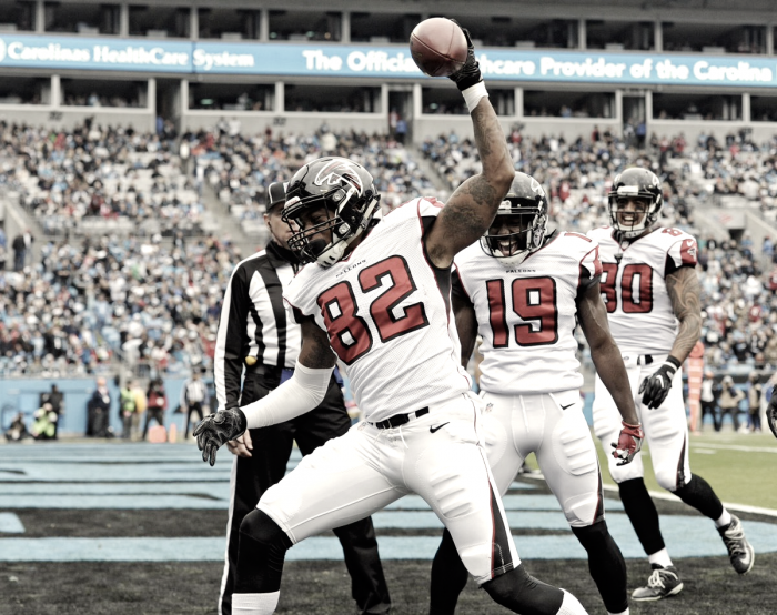 Matt Ryan and Atlanta Falcons complete sweep of Carolina Panthers