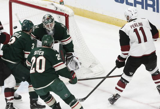 Arizona Coyotes continue to struggle, yet they are playing well