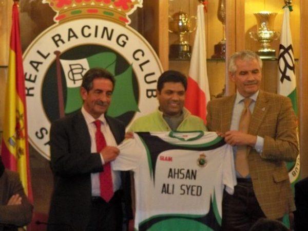 Ali recupera el control del Racing