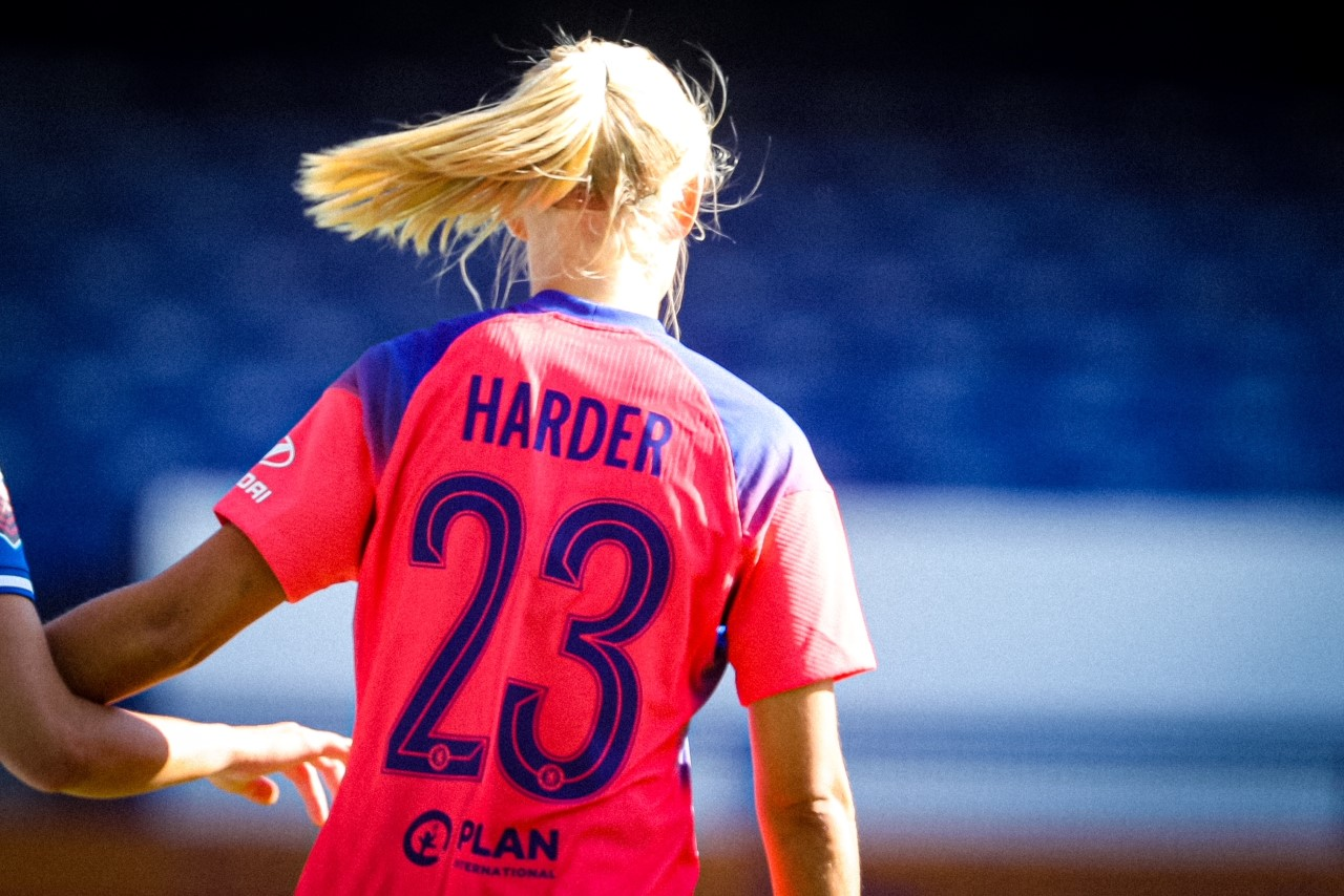 "Opinion: Pernille Harder deserves to be voted as Denmark's ""Player of the Year 2020"""