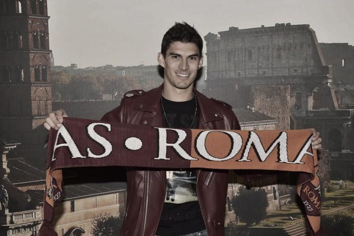 """Perotti: """"Che opportunità per me la Roma!"""" Zukanovic: Non ho potuto dire di no"""""""