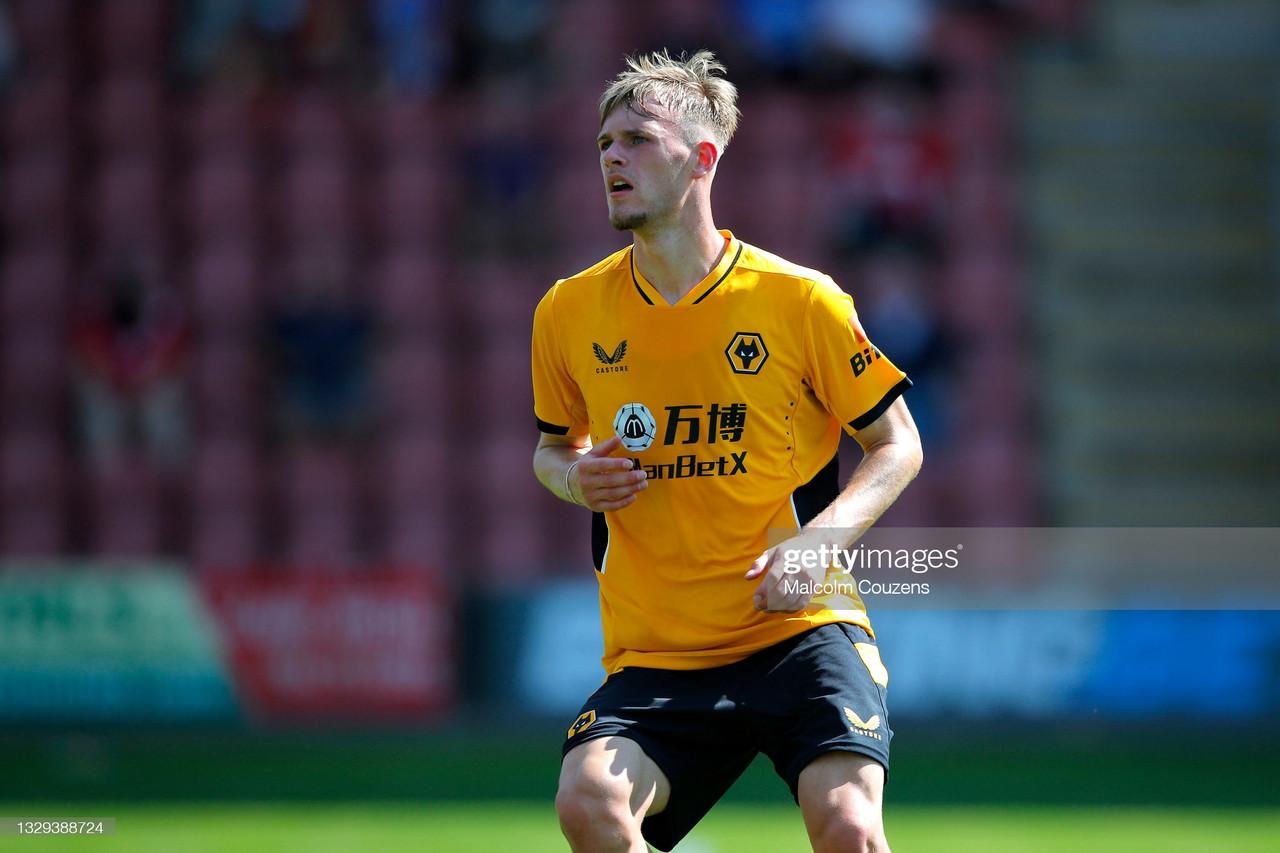 Wolves starlet joins Cheltenham Town on loan