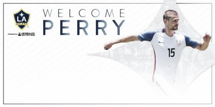 Perry Kitchen regresa a la MLS