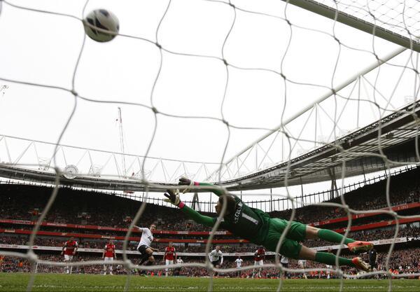 Já Campeão, Manchester United fica no empate com o Arsenal