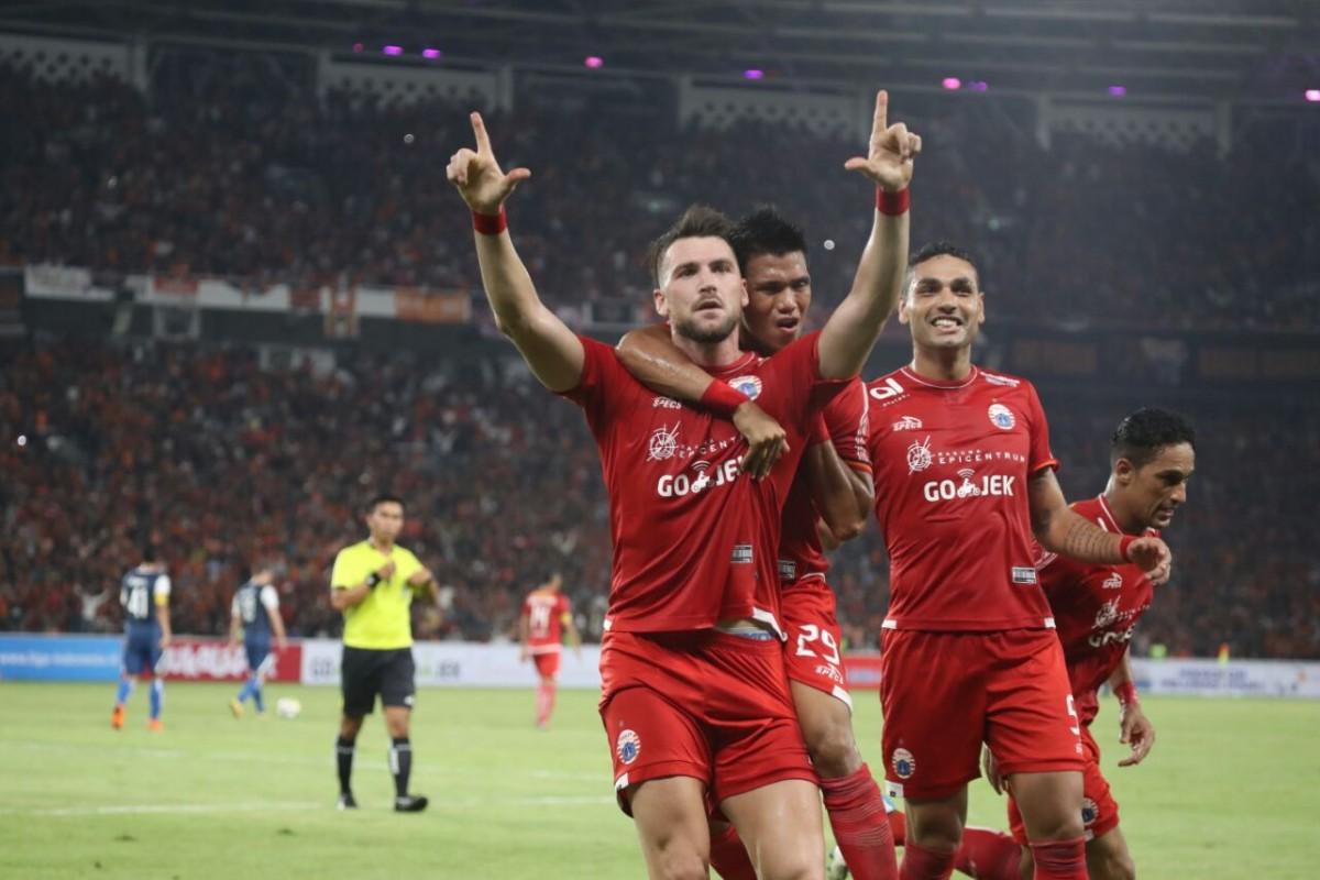 Asa Persija Raih Kemenangan Atas Madura United