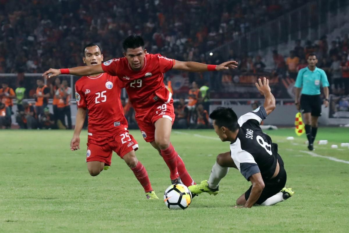 Persija Gagal ke Final Zona ASEAN Piala AFC 2018