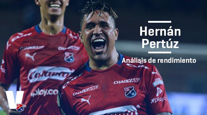 Análisis VAVEL Independiente Medellín 2018-II: Hernán Pertúz