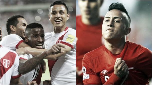 Perú y sus 2 posibles onces titulares con el regreso de Christian Cueva