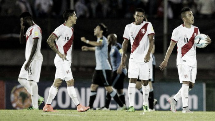Selección Peruana: Balance hombre por hombre en el duelo ante Uruguay