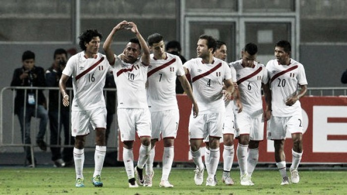 Peru 4-0 Trinidad & Tobago: Big time release for the 'incan' youth