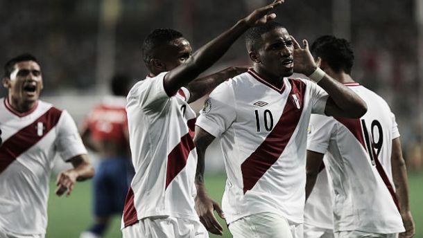 La última vez que Perú recibió a Chile en Lima