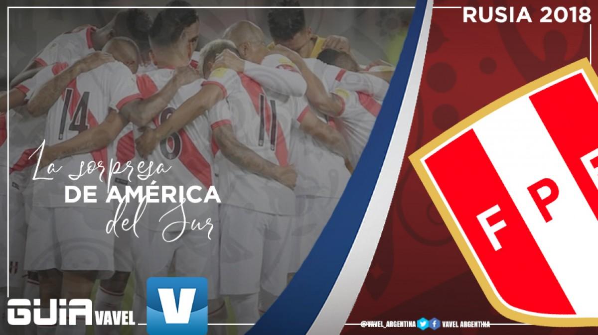 Guía selección peruana 2018: la sorpresa de Sudamérica