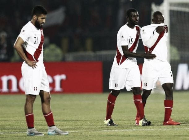 Perú cayó tres posiciones en ránking de la FIFA