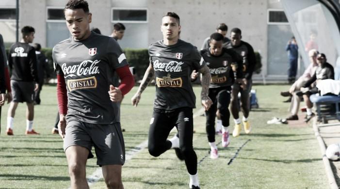 Copa America Centenario: Peru name preliminary 40-man roster