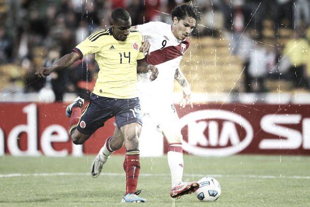 Historial: Colombia ante los Peruanos en Copa America
