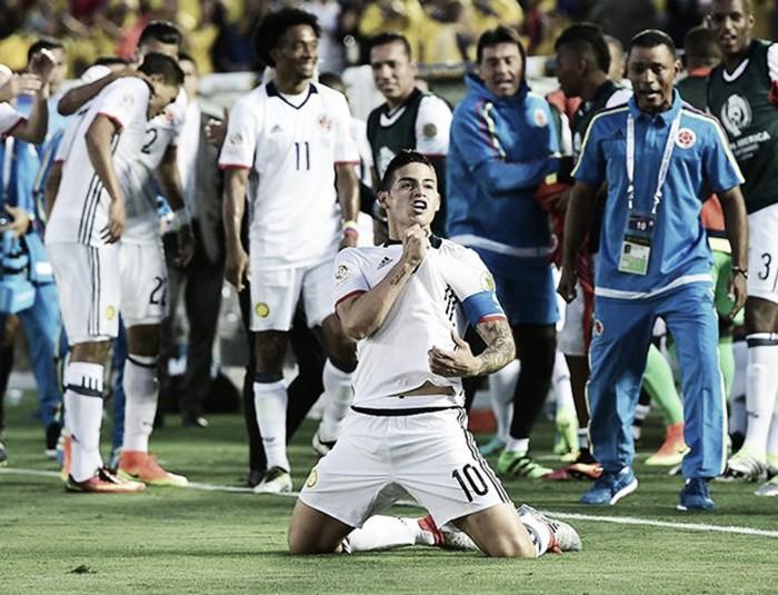 Colombia va por su tercera victoria