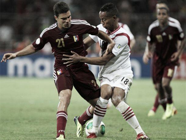 Perú vs Venezuela en vivo online (0-1)