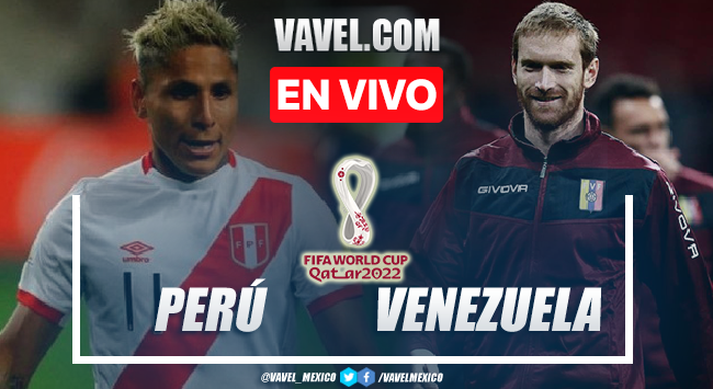 Resumen Perú vs Venezuela en las eliminatorias a Qatar 2022 (1-0)