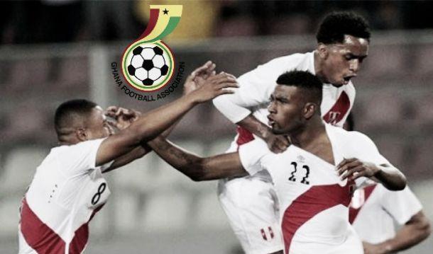 Selección Peruana jugará amistoso ante similar de Ghana en septiembre