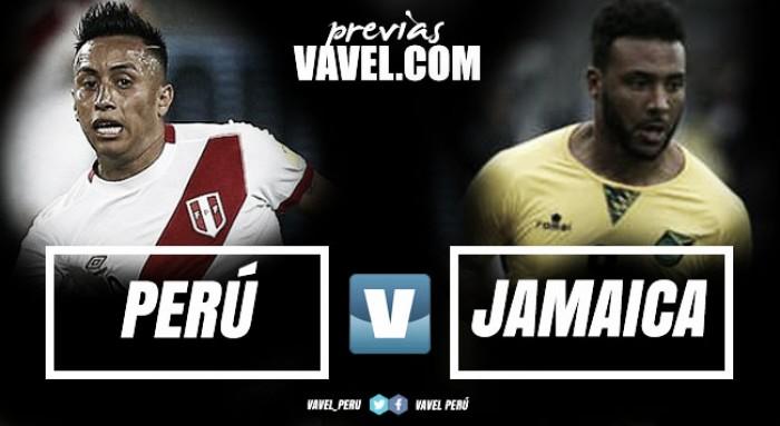 Previa Perú - Jamaica: Una más por las promesas en Arequipa