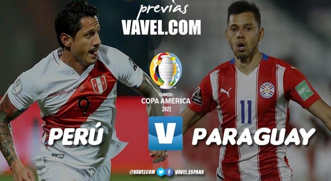 Previa Perú vs Paraguay: objetivo, pasar a las Semifinales