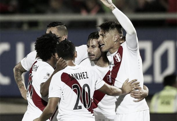 Copa America 2015 - Le pagelle di Perù - Paraguay