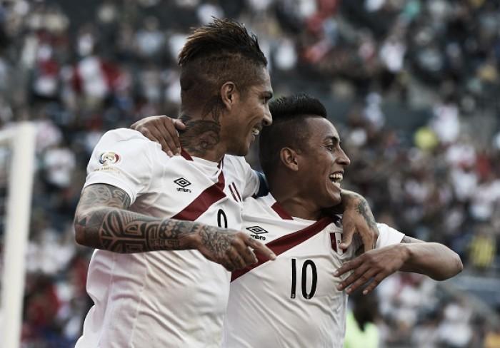 Tentando antecipar classificação, Peru encara Equador no Arizona