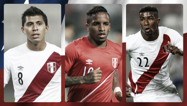 Futbolistas peruanos se solidarizan con Chile, tras terremoto