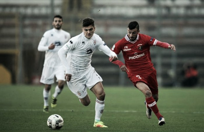 Serie B - Clamoroso al Curi: la Pro Vercelli schianta il Perugia 5-1
