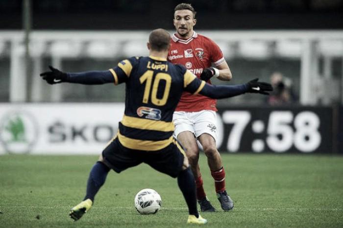 Serie B: Dezi risponde a Luppi, Perugia - Hellas Verona finisce 1-1