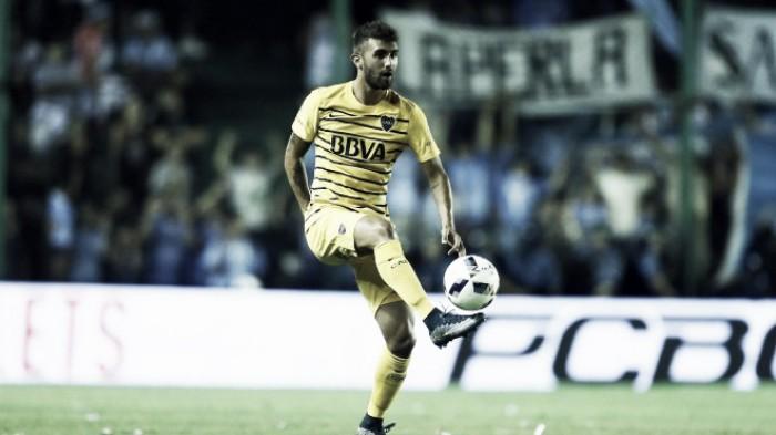 Guillermo probó a Peruzzi entre los titulares pensando en Nacional
