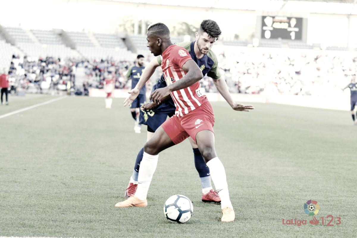 Resumen de la temporada 2017/2018: UD Almería, otra temporada para olvidar