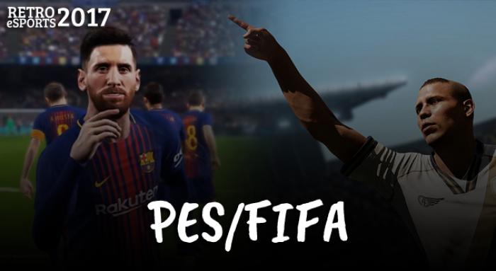 Retro eSports: FIFA e PES