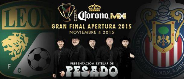El Estadio León tendrá visita 'de peso' en Final de Copa MX