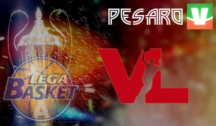 Guida Vavel Legabasket 2016/17: Consultinvest Pesaro