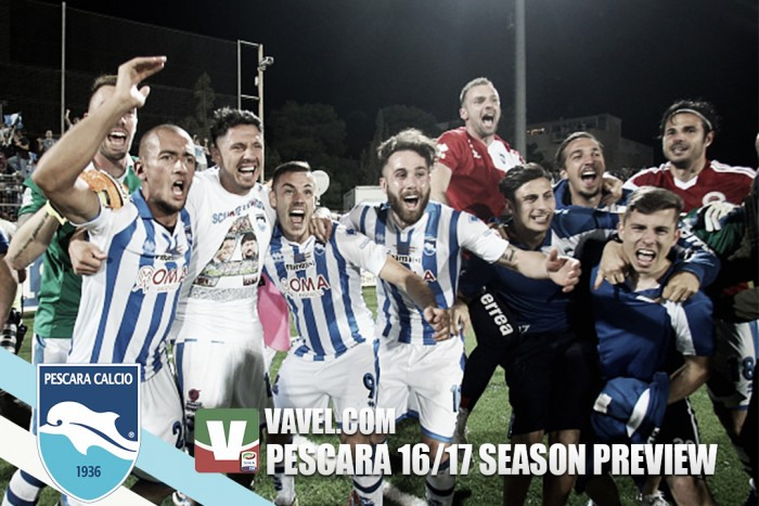 Pescara 2016/17 Serie A season preview: Long season ahead for the delfini