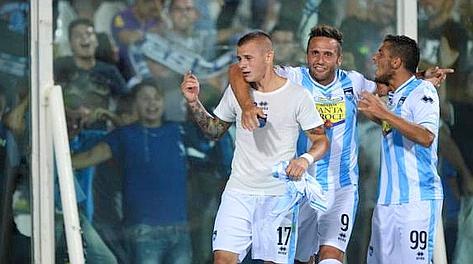 El Pescara consigue su primer triunfo en Serie A