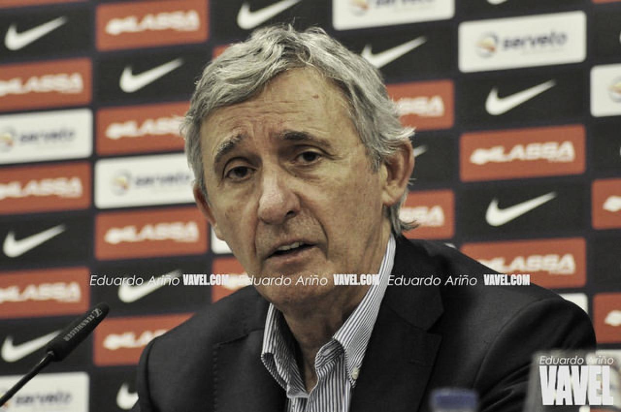 """Pesic: """"Tenemos que reaccionar, no solo en los resultados sinó en el juego"""""""