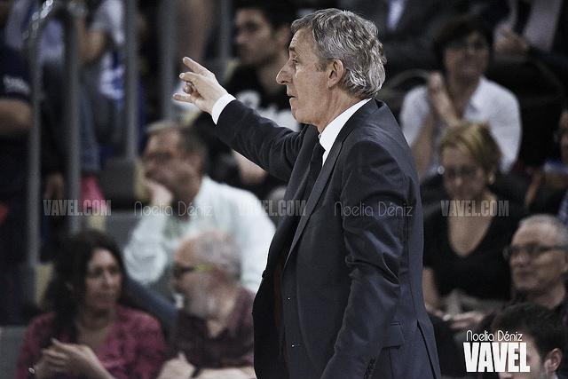 Svetislav Pesic y Kyle Kuric analizaron el partido contra el Fenerbahce