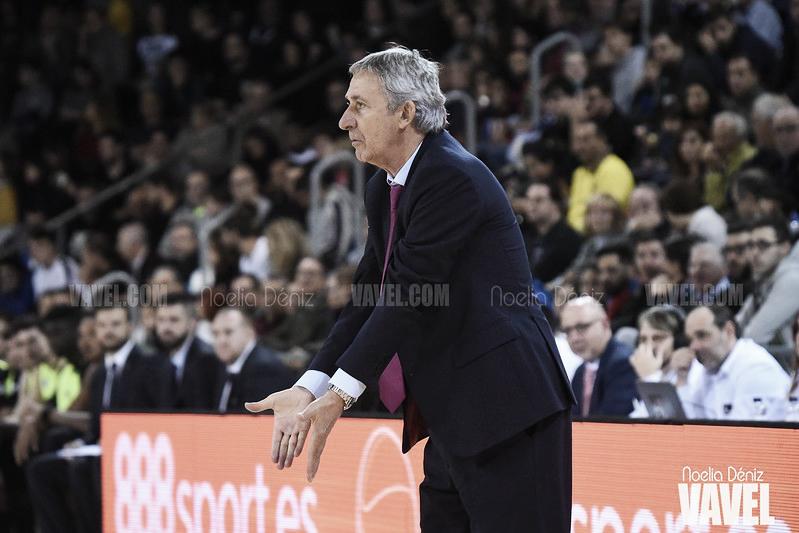 """Svetislav Pesic: """"Es un partido contra un equipo que conoce y sabe lo que es ganar"""""""