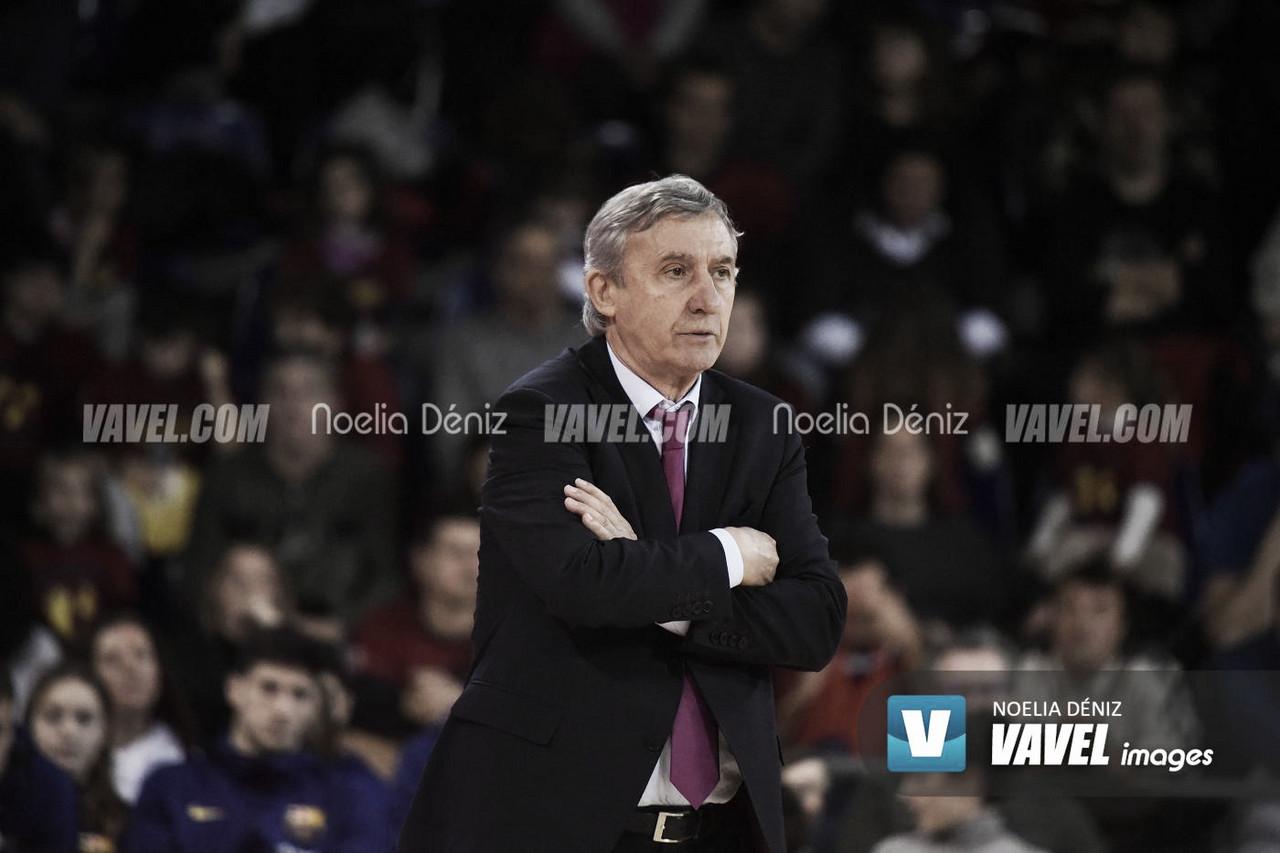 """Svetislav Pesic: """"Es importante no pensar en el pasado, solo en mejorar"""""""