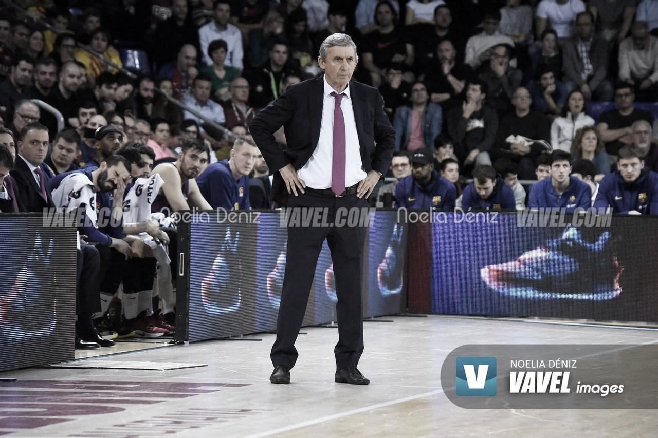 "Svetislav Pesic: ""Contra un equipo como Unicaja, la defensa resulta clave"""